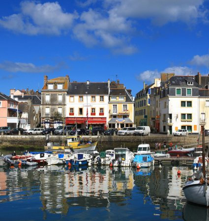 Morbihan Inseln
